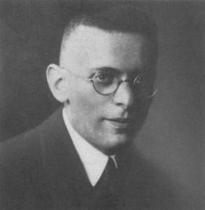 Dr. Paul H. Moos (1902-1940)