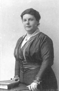 Lina Einstein (1875-1942)