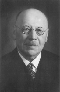 Dr. Ludwig Hecht (1866-1943)
