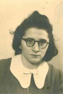 Gerdi Kaufmann. Foto: Kreisarchiv Alb-Donau-Kreis LK UL, Nr. 3417