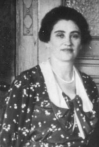 Hedwig Ury, spätere 1930er. Bild: DZOK