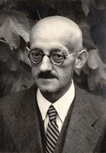 Sigmar Ury, spätere 1930er. Bild: Tanya Ury