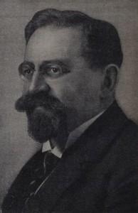 Rabbiner Dr. Julius Cohn. Quelle: Gemeinde-Zeitung f. d. isr. Gemeinden Württembergs, courtesy of the Leo Baeck Institute